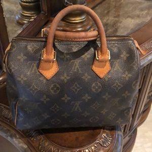Authentic Louis Vuitton Speedy 25!